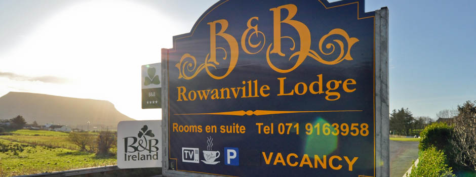 accommodation bed and breakfast sligo